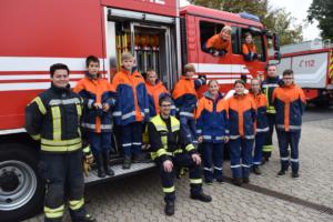 Jugendfeuerwehr Plaidt 2019
