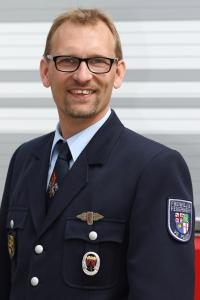 Wehrführer Dirk Schwindenhammer