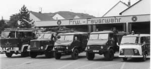 Fahrzeuge im Jahr 1977