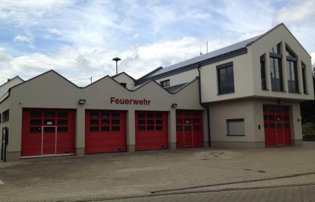 Feuerwehrgerätehaus 2016