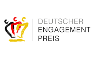 Logo Deutscher Engagementpreis